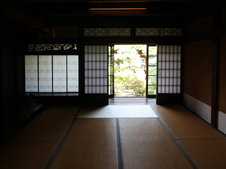 重要文化財 上芳賀家住宅。